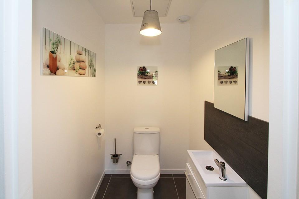toilettes et lave main